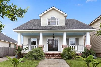 Single Family Home For Sale: 6634 Avenue A Avenue