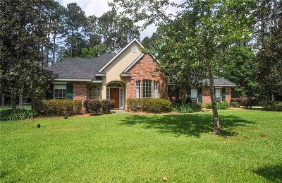 Covington Single Family Home For Sale: 119 Primrose Drive