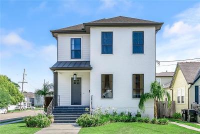 New Orleans Single Family Home For Sale: 901 Hidalgo Street