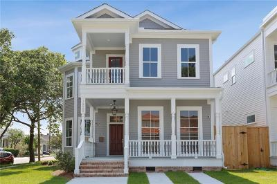 Single Family Home For Sale: 1900 Peniston Street