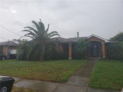 New Orleans Single Family Home For Sale: 6701 E Hermes Street