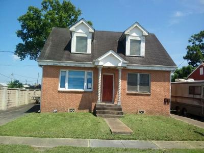 Arabi Single Family Home For Sale: 1019 Community Street
