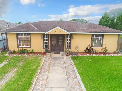 Mereaux, Meraux Single Family Home For Sale: 2124 Margaret Lane