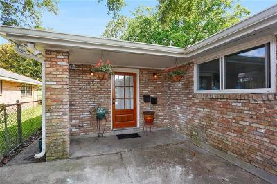 Jefferson Parish, Orleans Parish Multi Family Home For Sale: 5306-08 Douglas Street