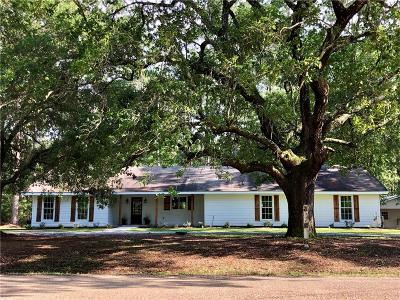 Mandeville Single Family Home For Sale: 23352 Oscar Street