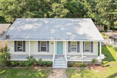 Covington Single Family Home For Sale: 1014 W 25th Avenue