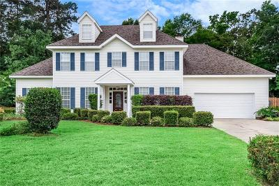 Covington Single Family Home For Sale: 205 Woodberry Drive