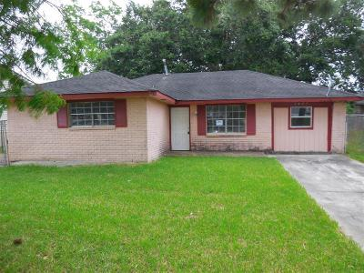 Single Family Home For Sale: 2025 Betty Boulevard