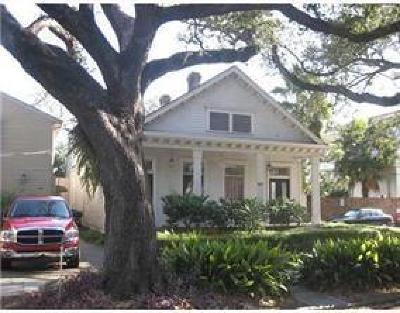 Jefferson Parish, Orleans Parish Multi Family Home For Sale: 833 Louisiana Avenue #C