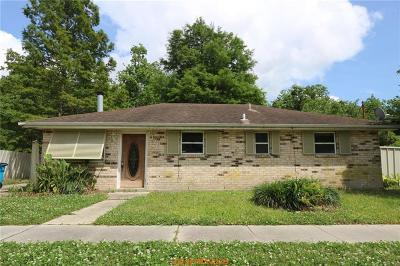 Mereaux, Meraux Single Family Home For Sale: 3201 Bartolo Drive