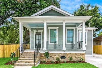 New Orleans Single Family Home For Sale: 1636 Lesseps Street