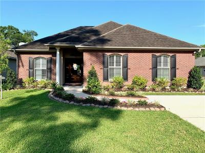 Slidell Single Family Home For Sale: 1520 Fifth Street
