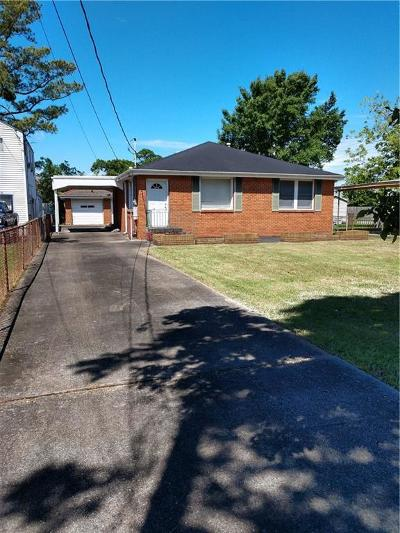 Metairie Residential Lots & Land For Sale: 530 Helios Avenue