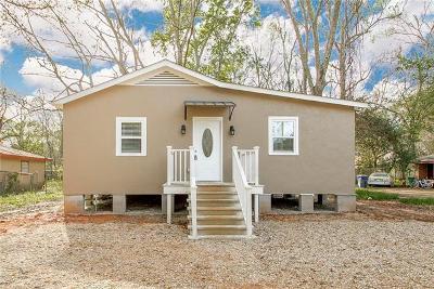 Covington Single Family Home For Sale: 757 N Lee Road