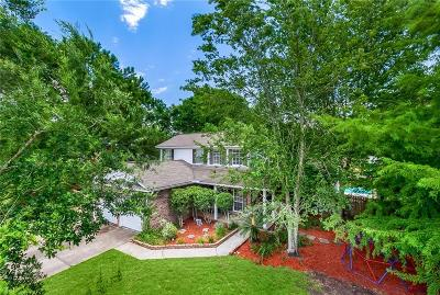 Single Family Home For Sale: 1561 Cherry Ridge Court
