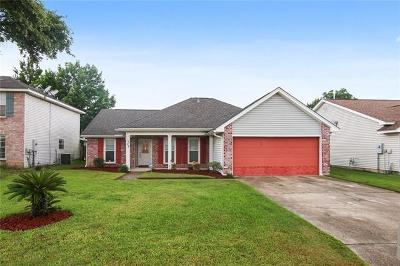 Slidell Single Family Home For Sale: 1629 Barrymore Street