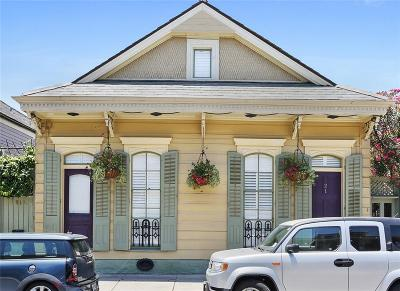 French Quarter Single Family Home For Sale: 921 Dauphine Street