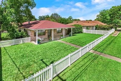 River Ridge, Harahan Single Family Home For Sale: 8029 Harris Avenue