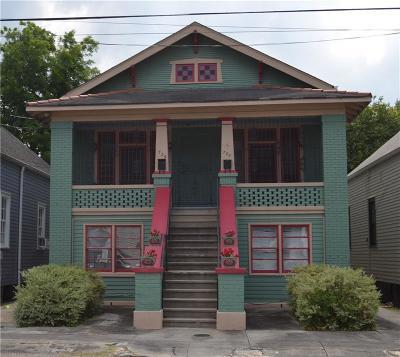 New Orleans Multi Family Home For Sale: 727-729 Elmira Avenue