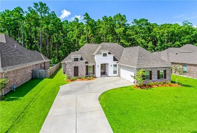 Madisonville Single Family Home For Sale: 1052 Spring Haven Lane