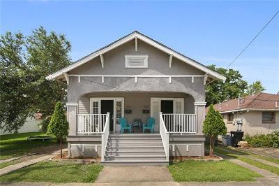 Jefferson Parish, Orleans Parish Multi Family Home For Sale: 4510 Elba Street