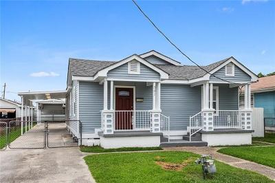 Marrero Single Family Home For Sale: 541 Bertucci Street