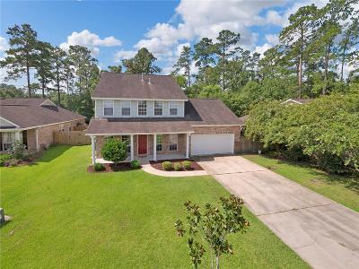Covington Single Family Home For Sale: 410 J J Lane