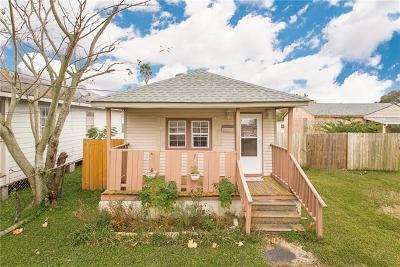 Marrero Single Family Home For Sale: 1713 Irma Street