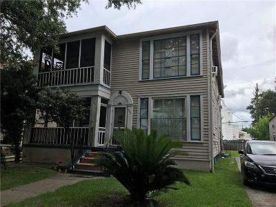 Jefferson Parish, Orleans Parish Multi Family Home For Sale: 3943 Louisiana Ave Park