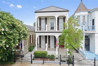 New Orleans Single Family Home For Sale: 2837 Carondelet Street