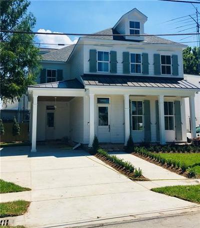 Metairie Single Family Home For Sale: 1900 Fig Street