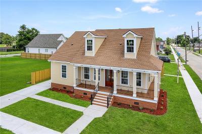 Arabi Single Family Home For Sale: 7223 Patricia Street