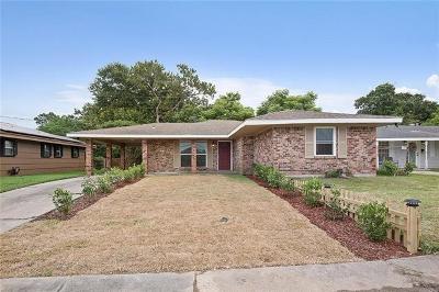 Single Family Home For Sale: 3400 Blair Street