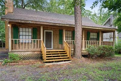 Covington Single Family Home For Sale: 70437 L Street