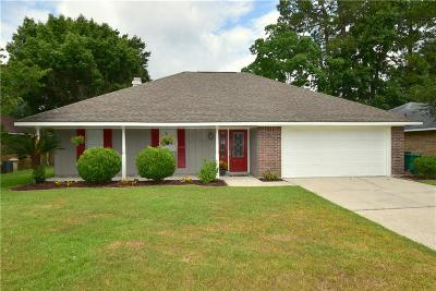 Slidell Single Family Home For Sale: 1211 Patriot Drive
