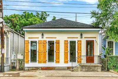 New Orleans Single Family Home For Sale: 4817 Tchoupitoulas Street
