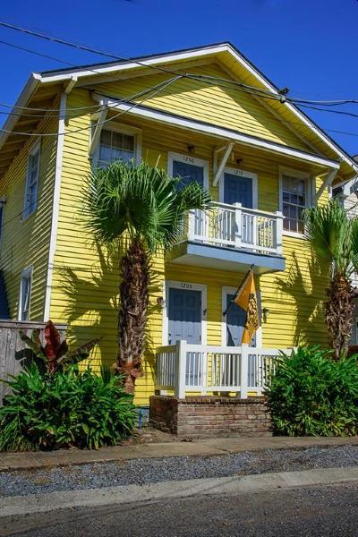 Multi Family Home For Sale: 1206 Austerlitz Street #1206