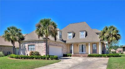 Slidell Single Family Home For Sale: 457 E Honors Point Court