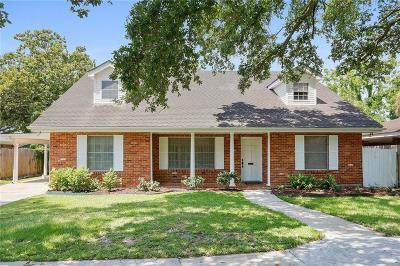 River Ridge, Harahan Single Family Home For Sale: 10108 Jane Court