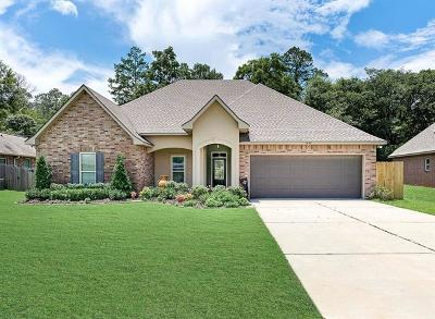Covington Single Family Home For Sale: 1697 Orchard Drive