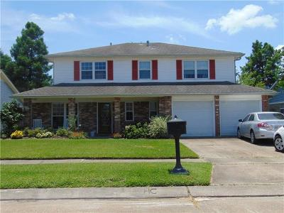Single Family Home For Sale: 5508 Loraine Street