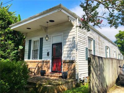 Single Family Home For Sale: 932 Joliet Street