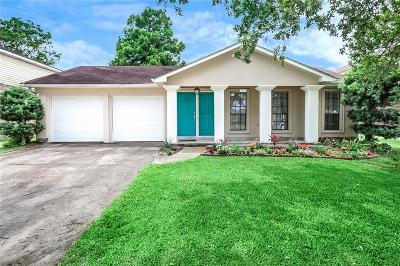Kenner Single Family Home For Sale: 4177 Montrachet Drive