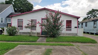 Single Family Home For Sale: 3126 St Bernard Avenue