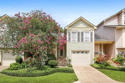 Jefferson Parish, Orleans Parish Multi Family Home For Sale: 2502 Audubon Trace #2502