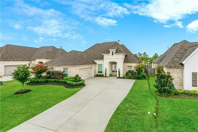 Madisonville Single Family Home For Sale: 1056 Cypress Crossing Drive