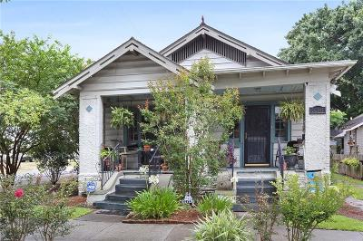 Single Family Home For Sale: 336 N Saint Patrick Street