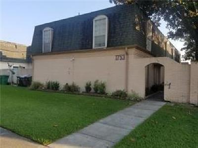 Kenner Multi Family Home For Sale: 1753 42nd Street