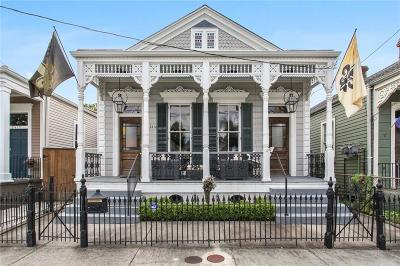 New Orleans Single Family Home For Sale: 2412 Constance Street