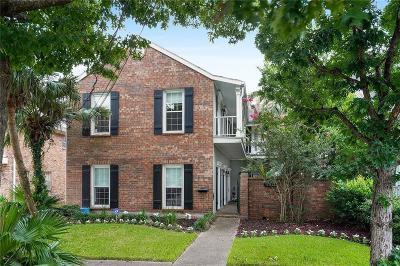 Single Family Home For Sale: 4911 Clarke Street